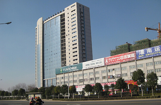 China-Jiangsu LiangXiangHe office building / Mature application of water-cooled air conditioning
