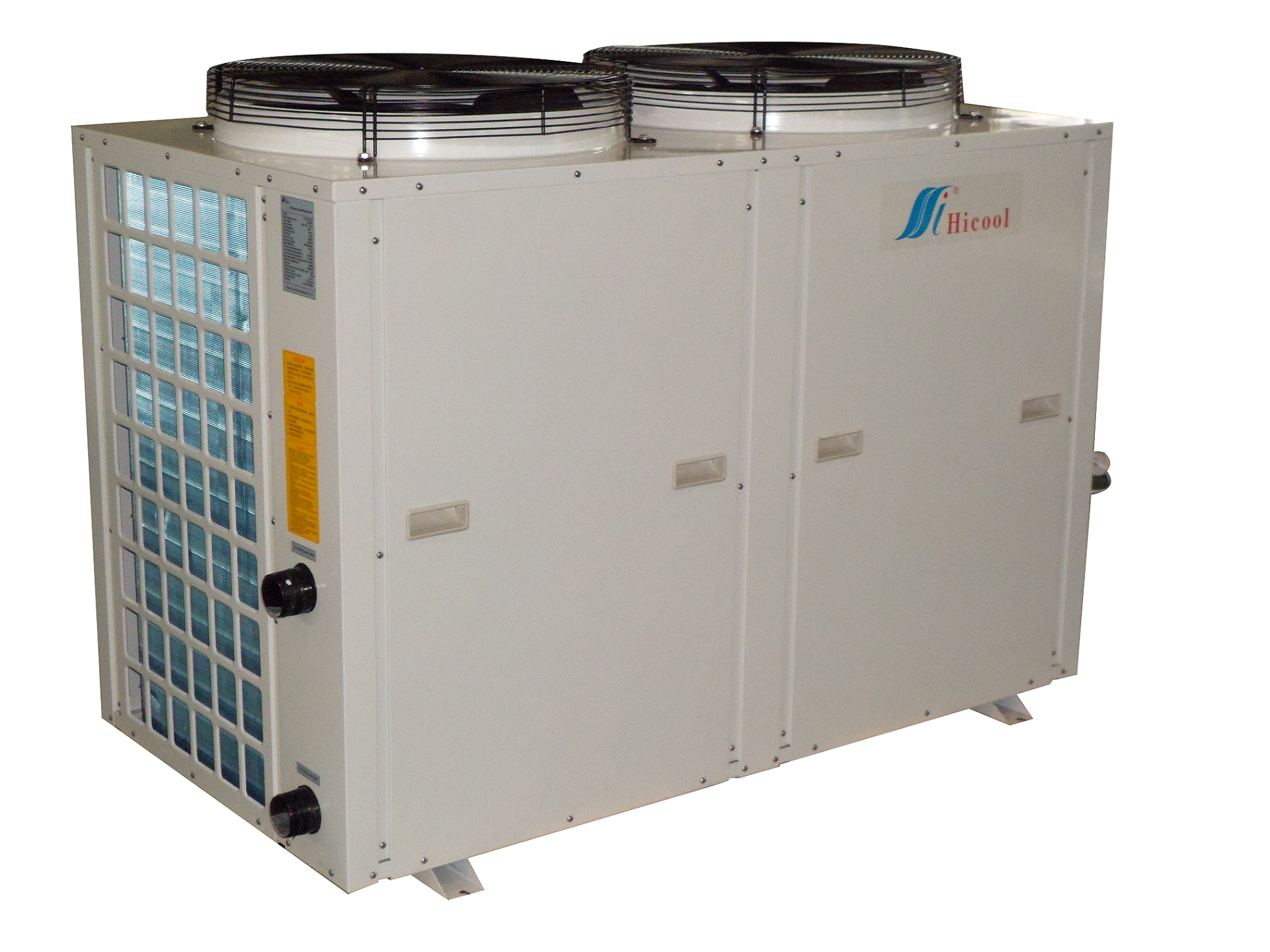 Ultra-low Temperature Air Source Heat Pump(Multi-use & High Temperature)